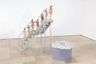 Whirlpool, 2006, Installationsansicht. Alle Rechte vorbehalten: Die Künstlerin
