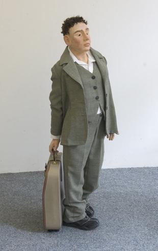 Selbstabholer, 2007. Alle Rechte vorbehalten: Die Künstlerin