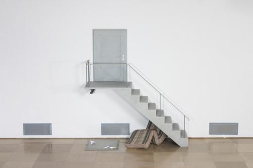 Versteck, 2006, Installationsansicht. Alle Rechte vorbehalten: Die Künstlerin