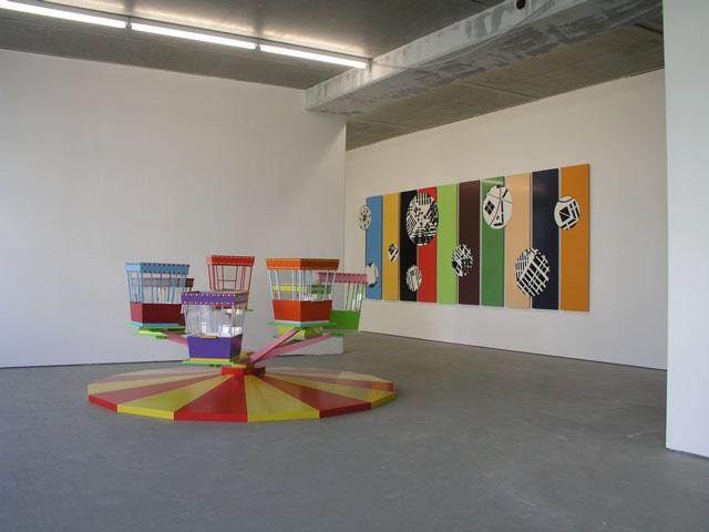 Stephen Craig, Kassen-Karussell, 2007